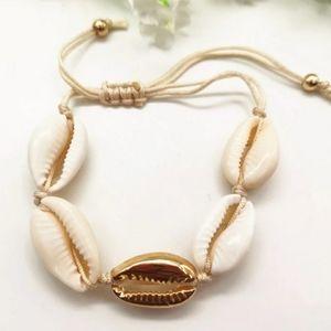 🎯3/$20🎯New Boho Cowrie Adjustable Beach Bracelet